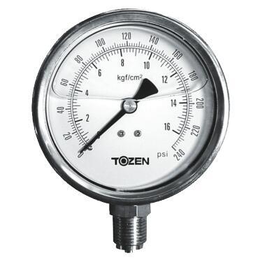 SP系列不锈钢压力表