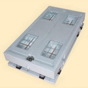 水泵用轻质紧凑型防振架台